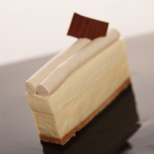 Double Layer Cheesecake