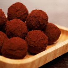 Hand Rolled Truffles